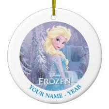 frozen ornaments keepsake ornaments zazzle