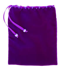 purple gift bags wholesale supplier handmade velvet tarot card bags and gift bags