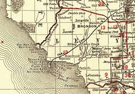 florida railroads levy county 1900