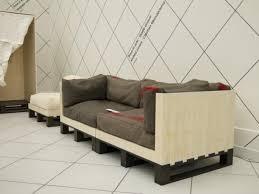 diy canapé meubles en palettes de bois comment faire un bon canapé