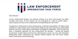 63 law enforcement leaders express concerns about immigration