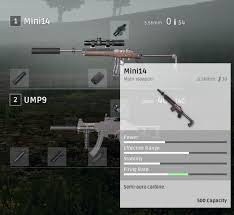 pubg new weapons new pubg weapon mini 14 pubg settings