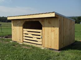 Loafing Shed Plans Horse Shelter by Goat Sheds Mini Barns And Shed Construction Millersburg Ohio