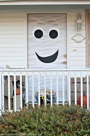 front doors inspirations decorating front door for hallowesen