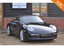 porsche boxster 2015 black used porsche boxster black for sale motors co uk