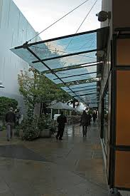 Industrial Awnings Canopies Img 2540 Glass Awnings In The Rain By Godutchbaby Via Flickr