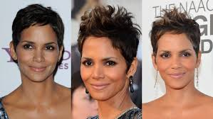 halle berry short hairstyles youtube