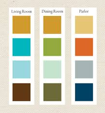 martha stewart paint color palette card thelandofcolor com home