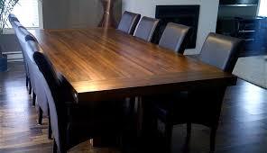 table cuisine bois tables en bois massif signature stéphane dion