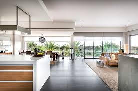 Pictures Of Interiors Of Homes Modern Rectangular House Impresses With A Splendid Architecture