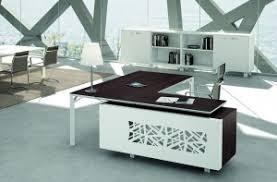 bureau de direction blanc bureau de direction design et de qualité de couleurs variées