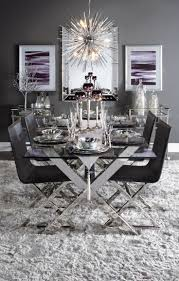 Contemporary Upholstered Dining Room Chairs Best 25 Glass Dining Room Table Ideas On Pinterest Glass Dining