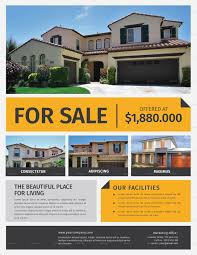 Real Estate Property Flyer Template by Real Estate Flyer By Lilynthesweetpea Graphicriver