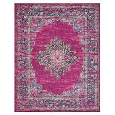 Pink Runner Rug Pink Area Rugs Rugs The Home Depot