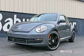 volkswagen bug wheels vw beetle with 20in mandrus simplex wheels exclusively from butler
