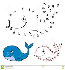 cartoon whale stock vector image 73997060