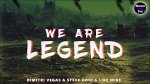 best of steve aoki dimitri vegas steve aoki like mike we are legend ft
