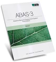 adaptive behaviour assessment system third edition abas 3 acer