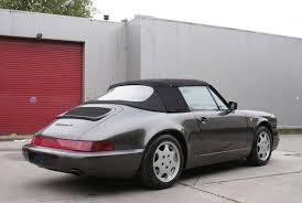 porsche slate gray porsche 964 carrera 4 cabrio u2022 911 youngtimer