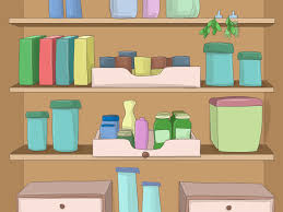 How To Organize A Pantry With Deep Shelves by How To Transform A Closet Into A Pantry 10 Steps With Pictures
