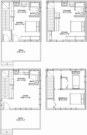 master bedroom floor plan 20x20 house plans inspirational tiny house plans guest houses