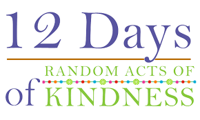 12 days of random acts of kindness 12 days of pewaukee