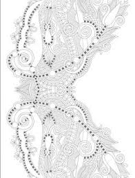 complicated coloring pages adults free print http