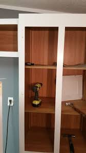 how to replace cabinets in a mobile home how to take cabinets the wall in a mobile home hometalk