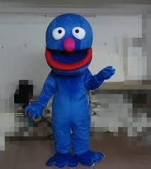 Cookie Monster Halloween Costume Adults Buy Wholesale Monster Halloween Costumes China