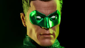 first look sideshow collectibles green lantern 1 6 scale action