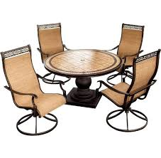 Sling Patio Chairs Aluminum Sling Patio Furniture Patio 1340
