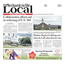 06 28 17 by the mechanicsville local issuu