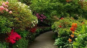 canada beautiful flower gardens youtube