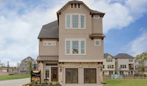 main street home design houston city heights at brittmoore new homes in houston tx