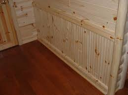 Hardwood Beadboard - knotty pine paneling tongue and groove the woodworkers shoppe