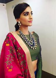 saree blouses how to wear sleeved saree blouses without looking matronly