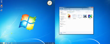 windows 7 bureau bumptop un bureau en 3d pour votre windows of bureau 3d windows 7