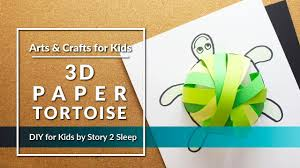 inspire your kids creativity with fun arts and crafts 3d paper