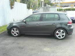 2010 volkswagen golf gti mark 6 first drive