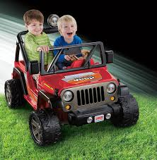 barbie jeep 2000 amazon com power wheels jeep wrangler red toys u0026 games