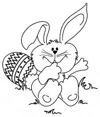 color clipart easter bunny pencil color color clipart