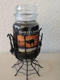 halloween spider webs jar holder yankee candle duftkerzen schweiz