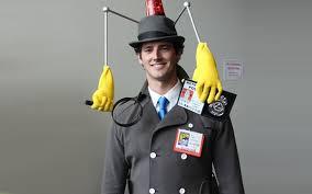diy inspector gadget costume maskerix