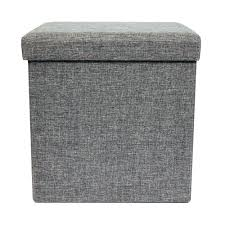 Small Storage Ottoman Small Ottoman With Storage Etechconsulting Co