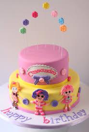 lalaloopsy cakes u2013 decoration ideas little birthday cakes
