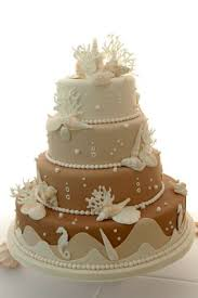 brown cake brown wedding cake this for a destination wedding