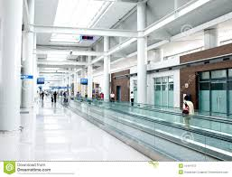 seoul incheon airport stock photo image of spacious 15491472