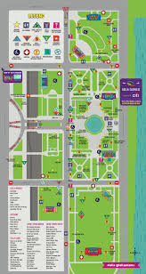 Chicago Train Map by Lollapalooza 2017 How To Get To And Around Grant Park Curbed