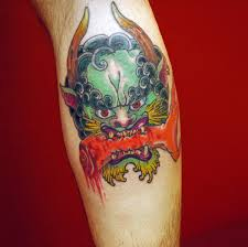 abyss atlanta tattoo japanese oni mask 600x596 jpg
