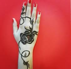 rose mehandi designs 2 video dailymotion